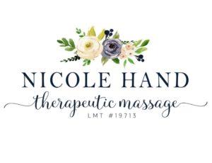 Nicole Hand - Therapeutic Massage